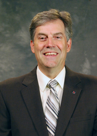 Lee Mehrkens, Chief Financial Officer