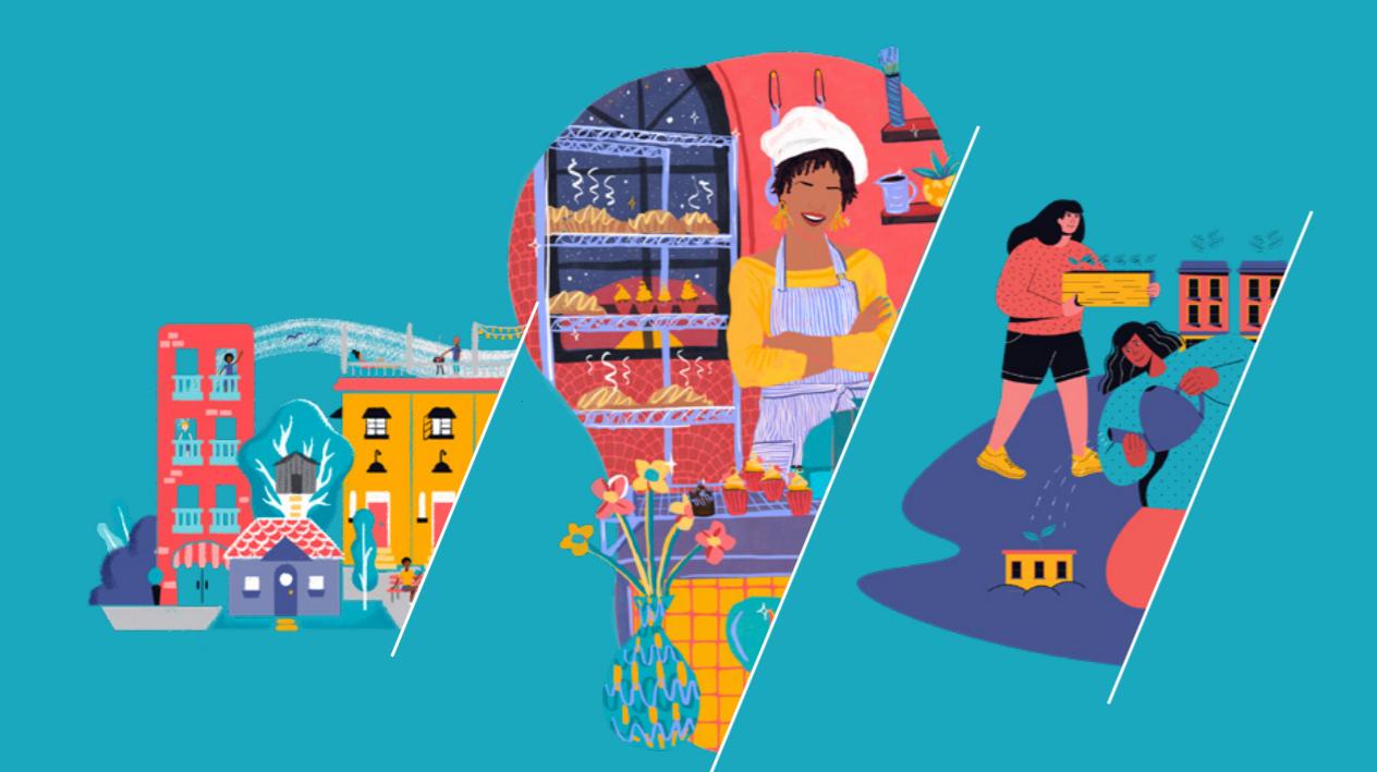 Economic Competitiveness & Inclusion cover illustration