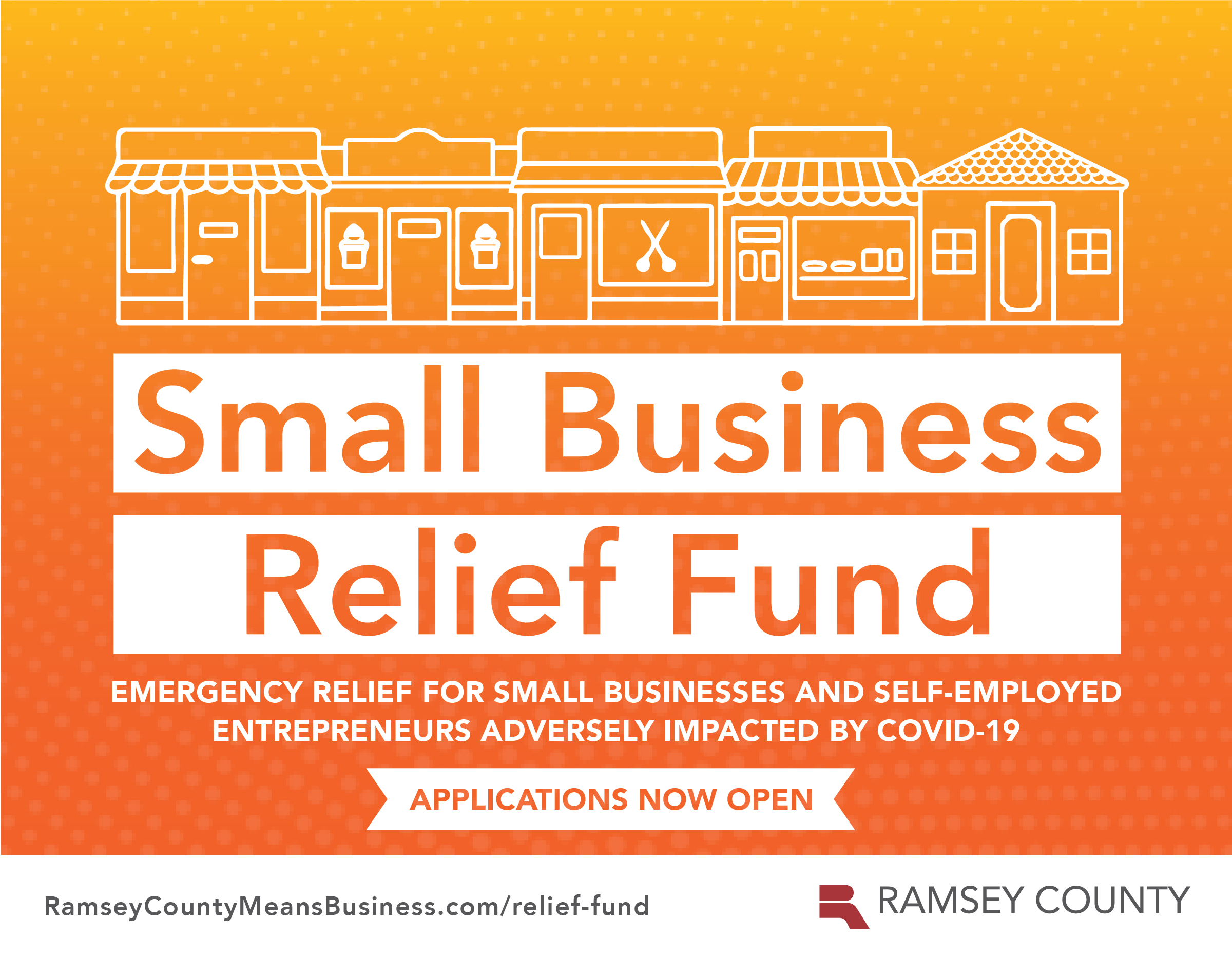 Small Business Relief Fund Icon