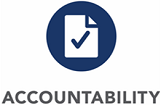 accountability icon