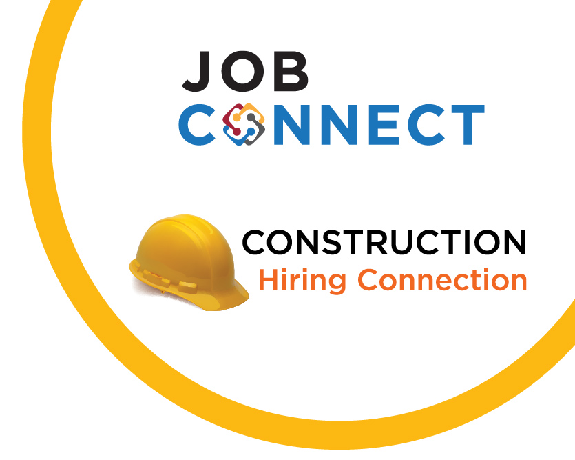 Construction Hiring Connection and Job Connect Logo