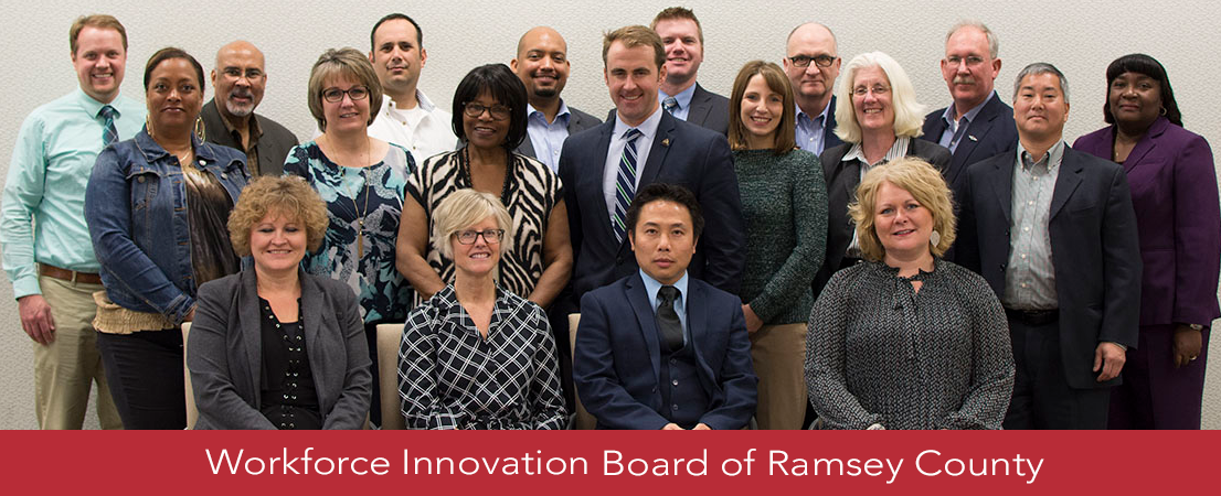 Workforce Innovation Board Group Image