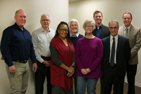 2018 WIB Executive Team group image.