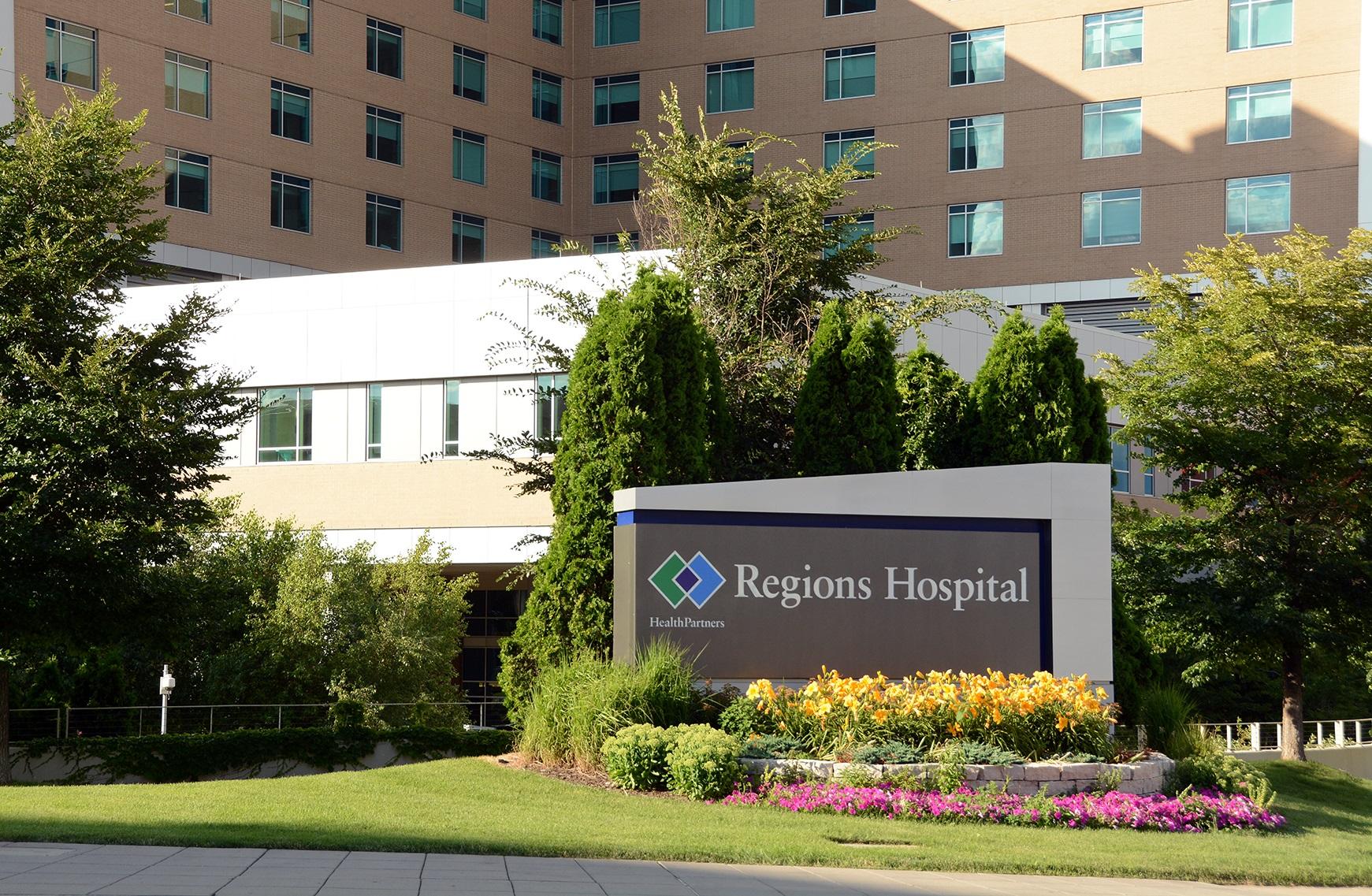 Regions Hospital, HealthPartners
