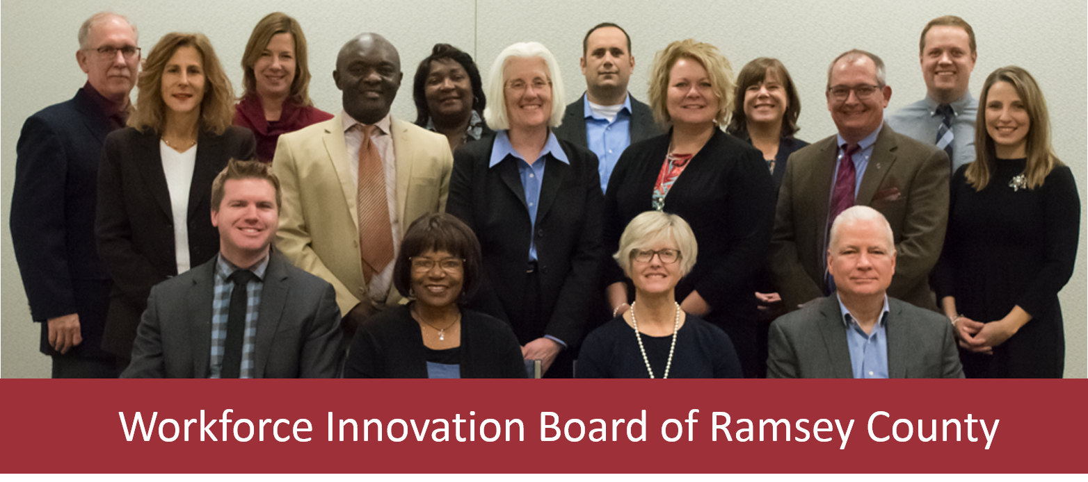 Workforce Innovation Board of Ramsey County