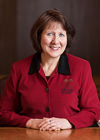 Commissioner Mary Jo McGuire