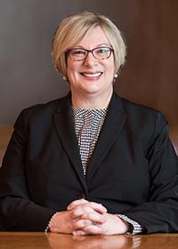 County Manager Julie Kleinschmidt