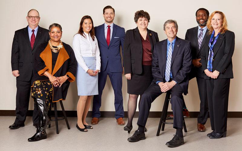 Ramsey County Executive Team group photo