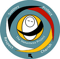 The Wakanheza Project logo