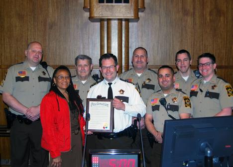 2016 National Police Week proclamation