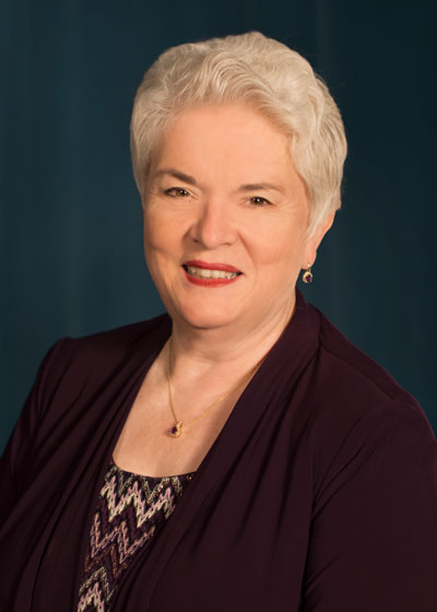 Commissioner Victoria Reinhardt portrait.