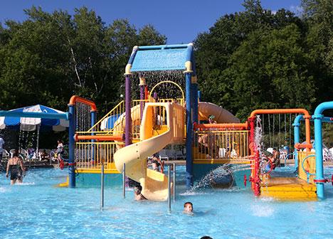 Battel Creek Waterworks play area