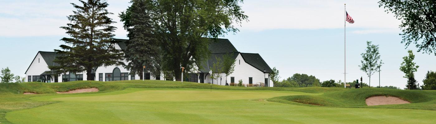 Keller Golf Course in Maplewood
