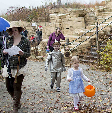 Tamarack Nature Center Trick Or Treat