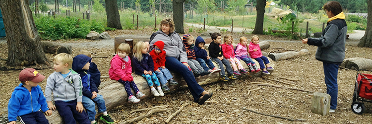 Preschool class in Discovery Hollow