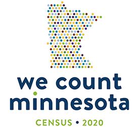 Minnesota 2020 Census logo