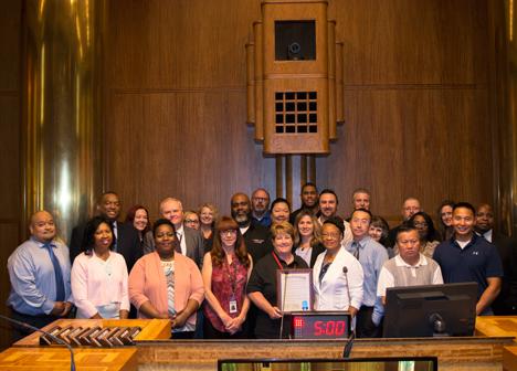 Community Corrections, Probation and Parole Week 2017