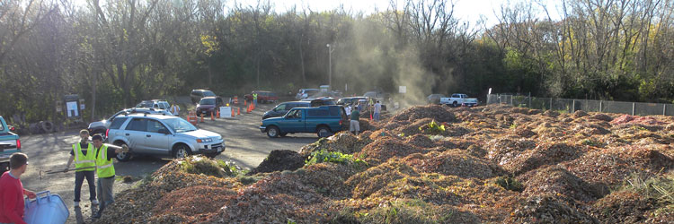 Arden Hills Yard Waste Site