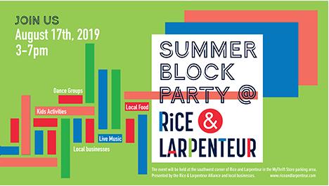 Rice-Larpenteur Block Party