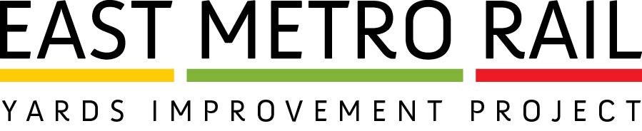 East Metro Rail Capacity Project logo