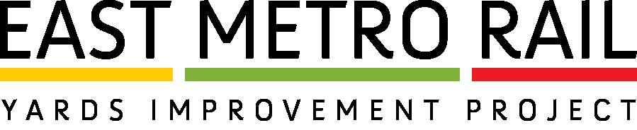 East Metro Rail Capacity Project logo