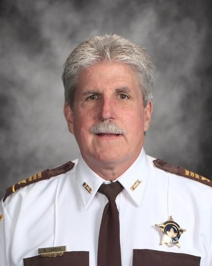 Mike Carter, Inspector