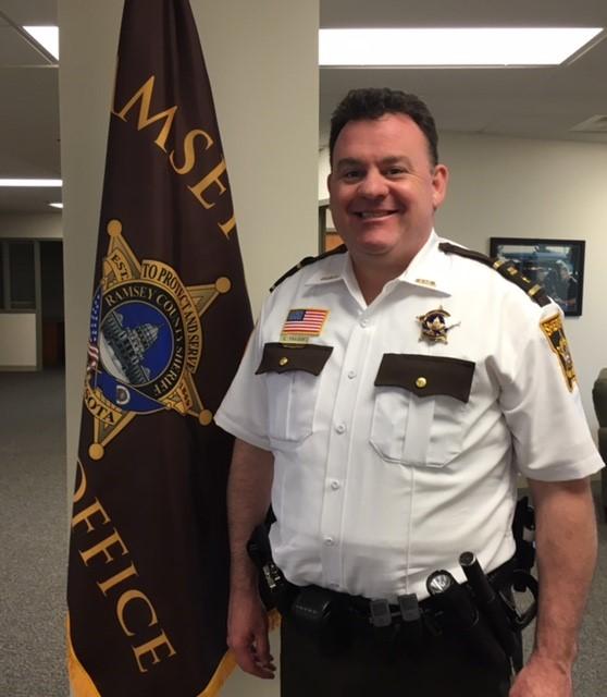 Steve Frazer - Undersheriff, Regional Special Services Division