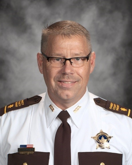 Terry Soukkala, Undersheriff - Public Safety Services