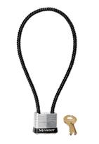 Cable gun lock
