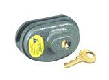 Trigger gun lock image