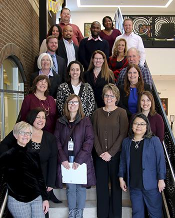 Image of Workforce Innovation Board members