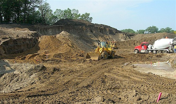 Construction Site Soil : Erosion control ramsey county