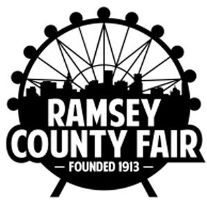 Ramsey County Fair logo