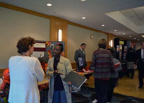 Reverse vendor fair at the 2016 Ramsey County Small Business Procurement Fair