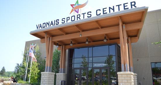 Vadnais Sports Center entrance