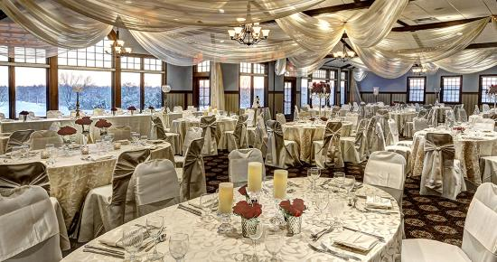 Ballroom at Keller Golf Course