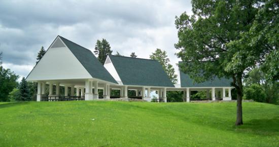 Keller Regional Park shelter