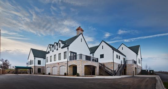 Keller Regional Park clubhouse