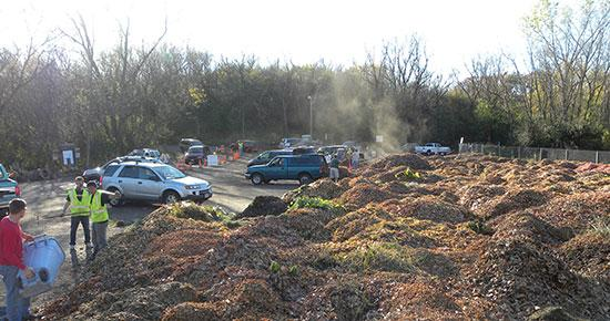 Arden Hills Yard Waste Collection Site