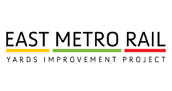 East Metro Rail Yards Improvement Project logo