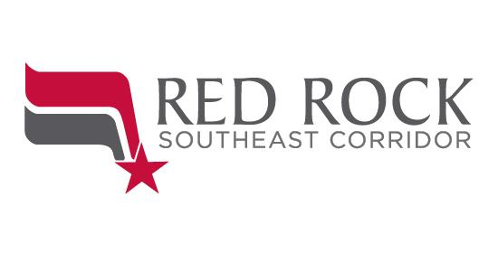 Red Rock Corridor Logo