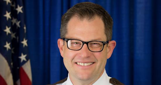 Ramsey County Sheriff Jack Serier