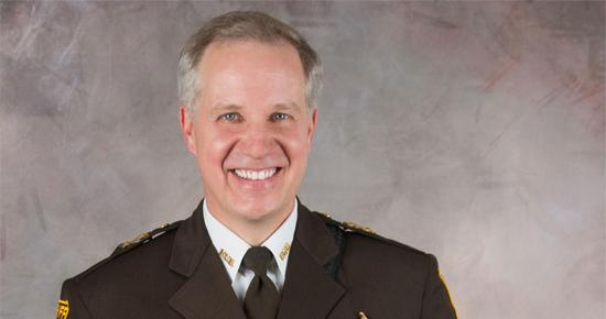 Ramsey County Sheriff Matt Bostrom
