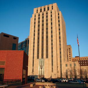 Saint Paul City Hall - Ramsey County Courthouse