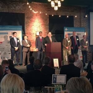 Environmental Initiative Awards ceremony