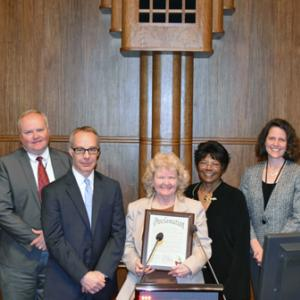 2016 Mental Health Awareness Month proclamation