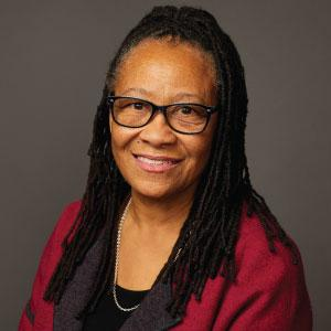 Portrait of Commissioner Toni Carter