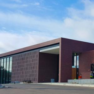 New Ramsey County Library in Shoreview
