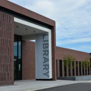 Ramsey County Library - Shoreview building exterior