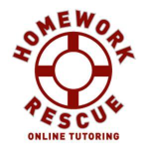 Homework Rescue online tutoring